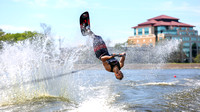 ULM Water Ski Team Exhibition