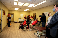 ULM unveisl Lucy Shackleford Center, Kitty DeGree Neuromuscular Lab for Doctor of Physical Therapy program on Monday, April 19 2021. Photo by Siddharth Gaulee/ ULM Photo Services