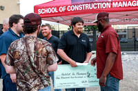 Construction Student Guild Check Presentation