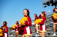 ULM faces off against App State on Saturday. Photo by Jamuna Tandukar..