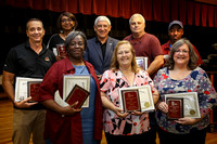 Staff Awards Luncheon 2016
