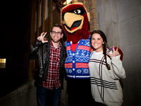 Holidays at ULM Celebration
