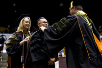 ULM Spring Commencement 2018