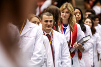 Pharmacy White Coat Ceremony Spring 2018