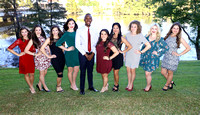Homecoming Court 2016