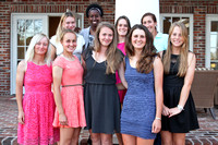 Tennis team Banquet