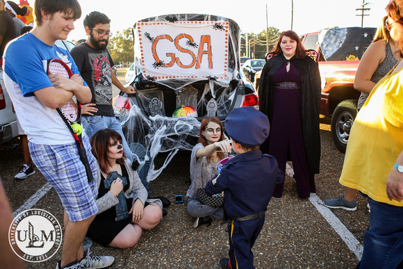 Trunk or Treat 2016