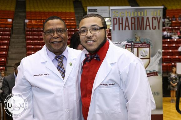 pharmacy white coat