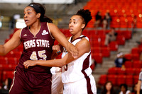ULM vs. Texas State-Women's Basketball