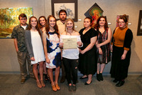 High School Junior/Senior Art Exhibition