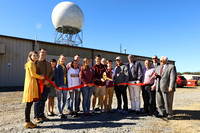 Doppler Radar Ribbon Cutting