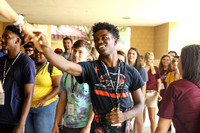 Warhawks flock to the University of Louisiana Monroe for the third session of PREP and POP, Wednesday, June 28, 2017.