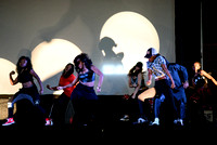 ULM's Fraternities and Sororities compete during the Apocalypse step show