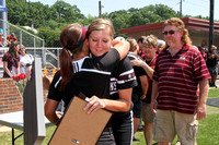 ULM softball vs. ULL, senior day