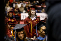 ULM Fall Commencement 2017