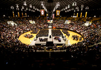 ULM Fall Commencement 2015