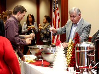Faculty and Staff Holiday Reception