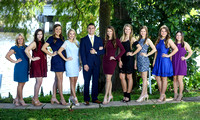 ULM's Homecoming Court 2017